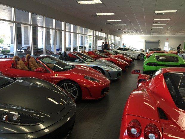 Naples Motor Sports A Kid S Blog On Luxury Cars