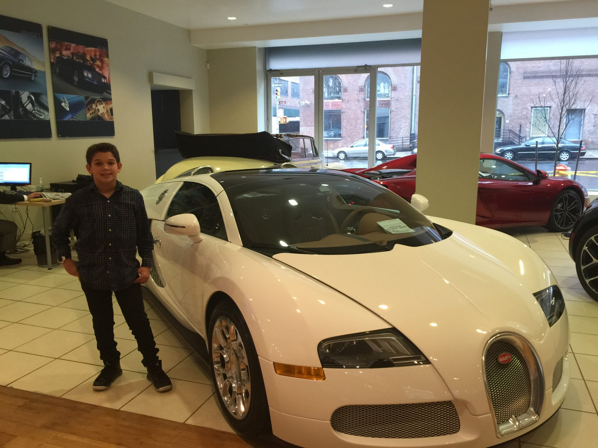 Manhattan Motor Cars A Kid S Blog On Luxury Cars