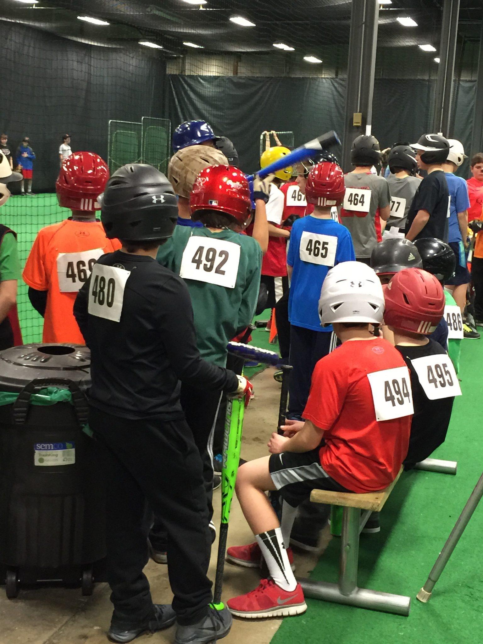 Baseball Tryouts Part 2