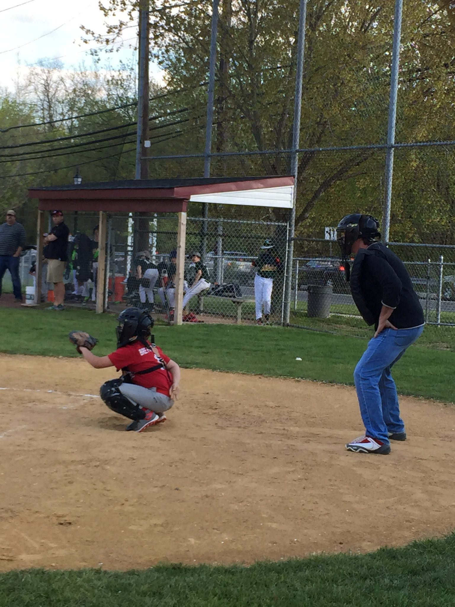 My Dad Is Umpire??