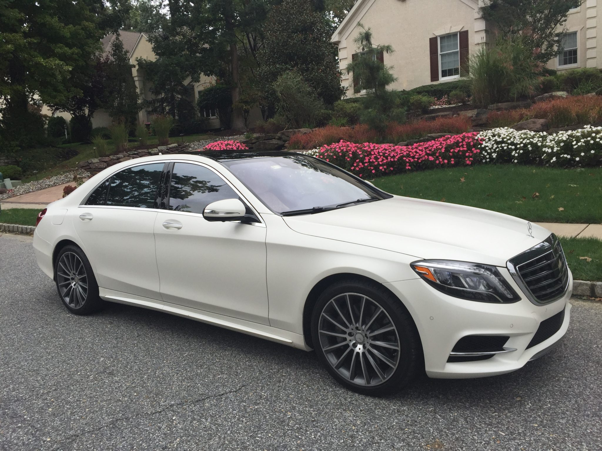 Mercedes Benz S 550 Autos Post