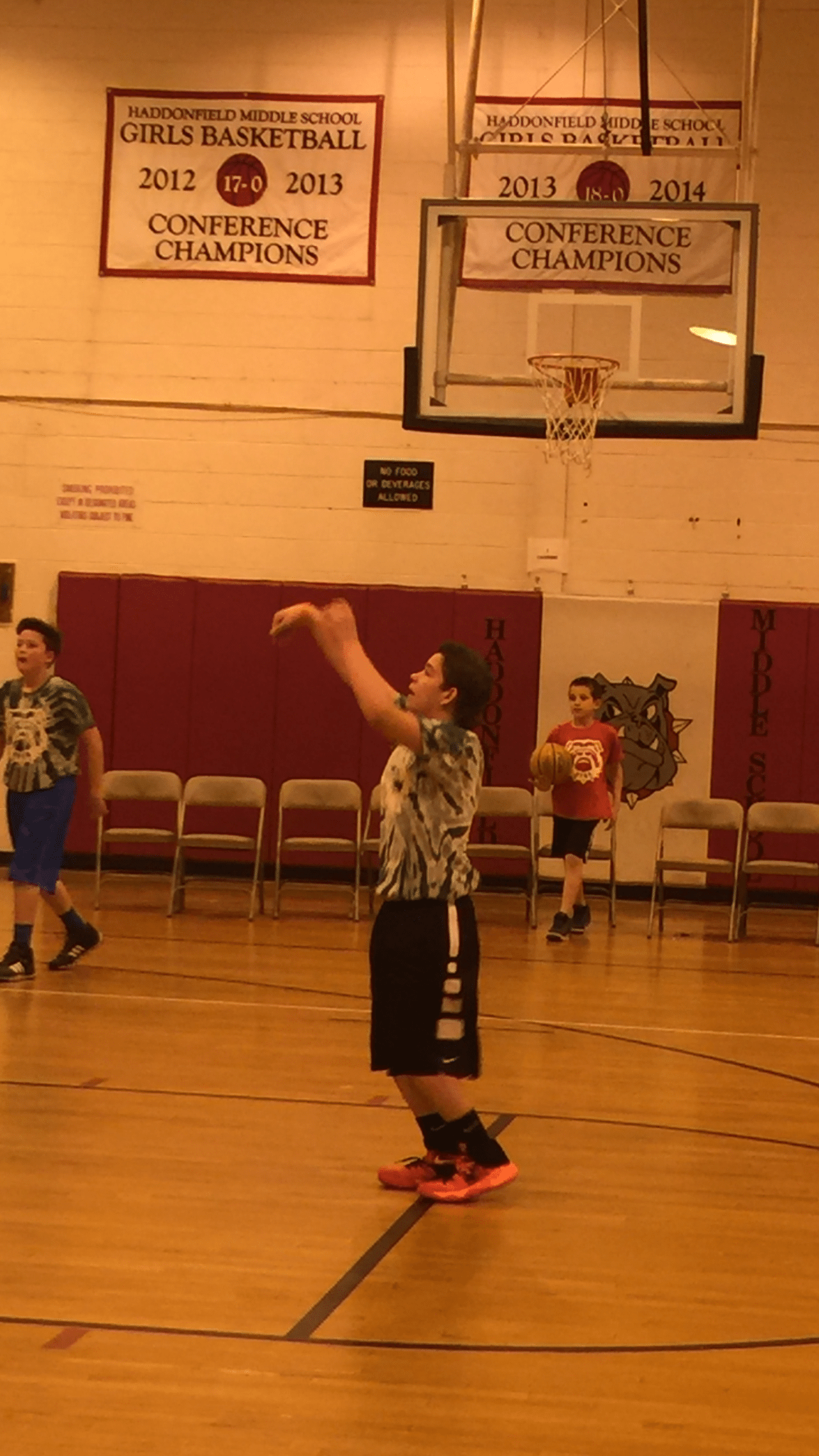 Terrific Basketball Season