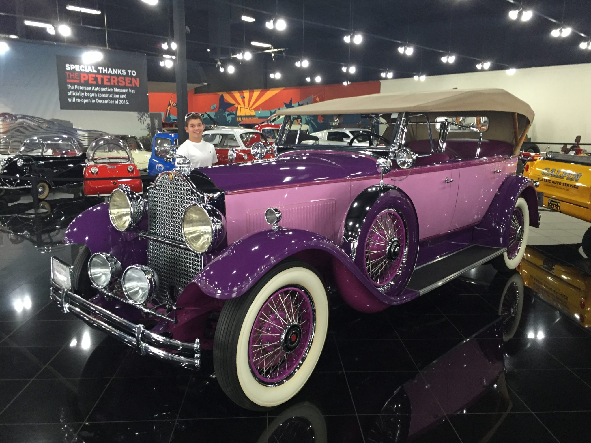 Galpin Auto Museum A Kid S Blog On Luxury Cars